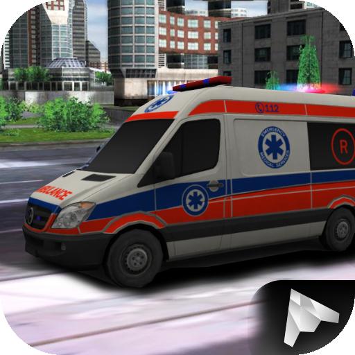 Ambulance Parking Simulator