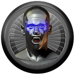 poweramp skin atlantis blue Icon
