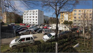 Photo: Turda - Calea Victoriei,, Parcare in Mr. 1 - 2019.03.27