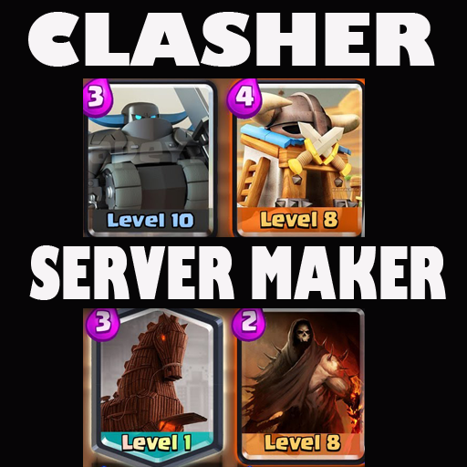 CLASHER SERVER MAKER