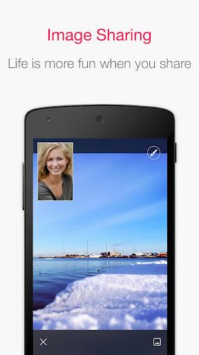 JusTalk - Free Video Calls and Fun Video Chat  screenshots 3