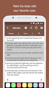 App Holy Bible King James + Audio offline and free APK for Windows Phone