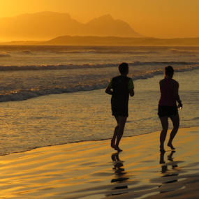 by Philip Kruger - Sports & Fitness Running