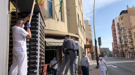 Grupo Agroponiente dona 2.000 kilos de hortalizas a los hospitales de Almería
