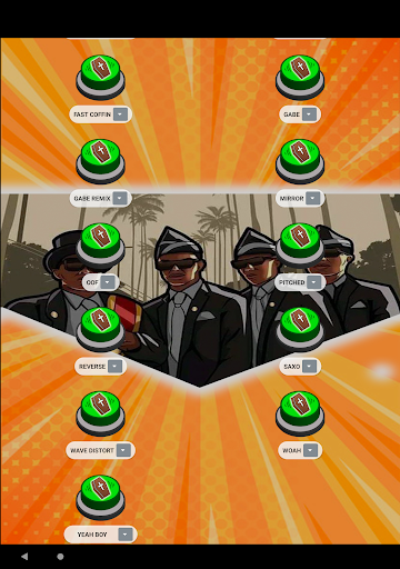 Coffin Dance | Meme Prank Soundboard screenshot 11