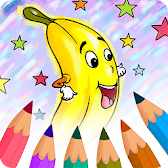 First Coloring book for kindergarten kids APK Icon