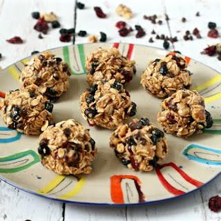 5-minute Granola Bites.