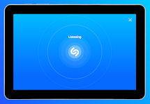 screenshot of Shazam: Discover songs & lyrics in seconds