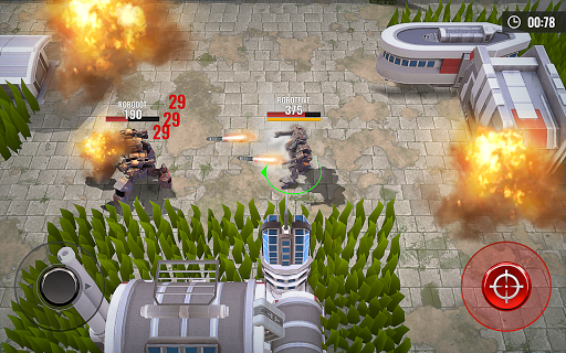 Robots Battle Arena screenshot 16