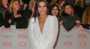 Faye Brookes: Corrie death aftermath left me sobbing