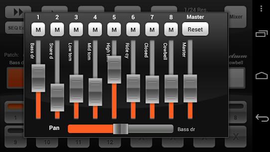 Electrum Drum Machine/Sampler – (MOD + APK) Download 2