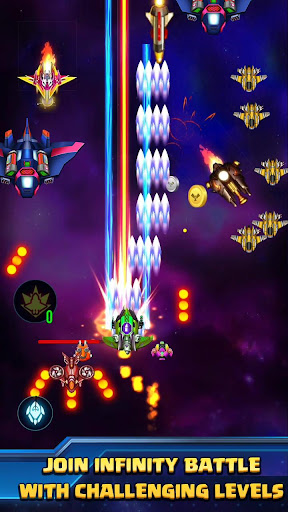 Galaxy Shot: Invader Attack apkmind screenshots 9