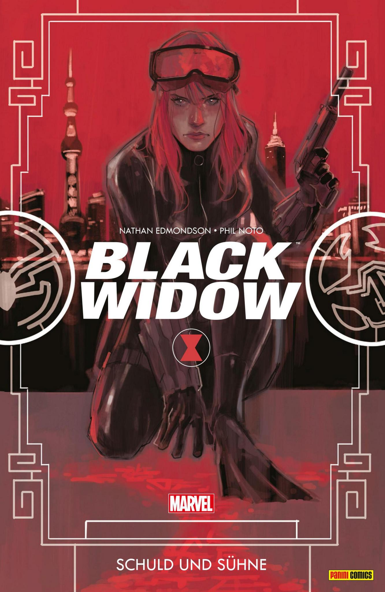 Black Widow (2015) - komplett