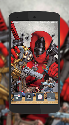 Wade Wilson Wallpapers screenshot