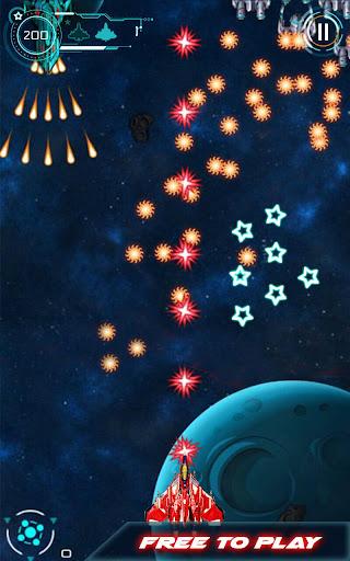 Galaxy Under Fire: Space Shooter  screenshots 4