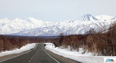 Photo: Amazing peaks are everywhere, it is possible to go to Kamchatka every year for new mountain areas