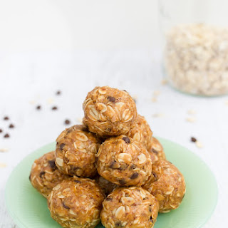 Peanut Butter No Bake Energy Balls.