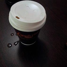 WORK COFFEe... by Gerrit Symons - Food & Drink Alcohol & Drinks