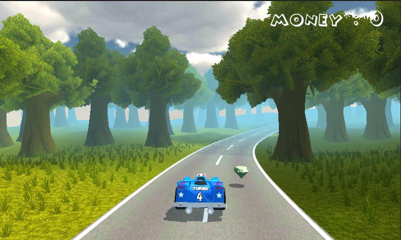 Скриншот Real Cartoon Racing