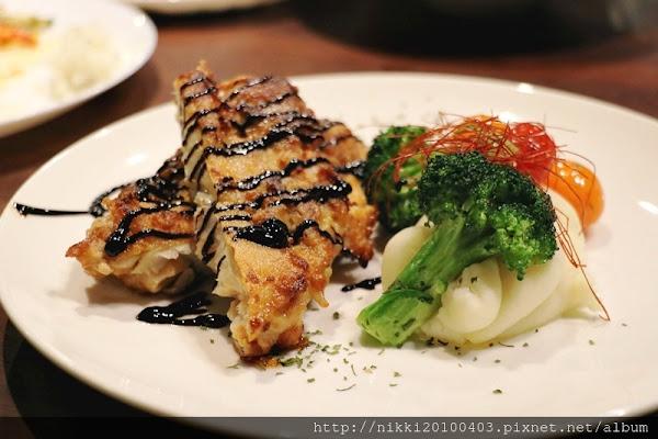 52輕食buffet Salad Bar
