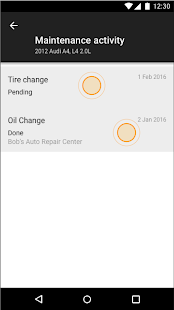Delivery Tracking & Fleet Mgmt- screenshot thumbnail