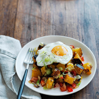 Butternut Squash Home Fries.