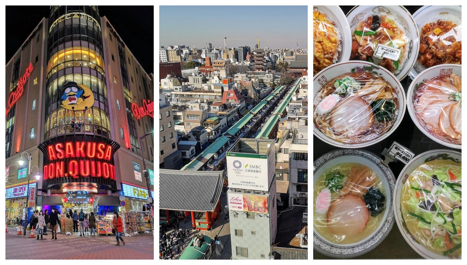 Asakusa Tokio