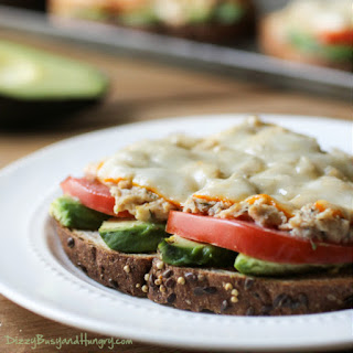 Avocado Tuna Melt Recipe