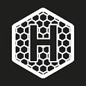 Hexanet White - Icon Pack icon