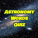Find the Astronomy Words icon