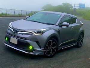 C-HR ZYX10 hybrid-G 2017/2納車のカスタム事例画像 piroshiさんの2020年08月28日07:34の投稿