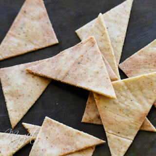 Paleo Pita Chips.