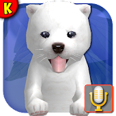 Talking Dog - virtual pet