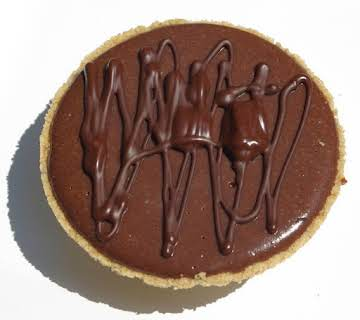 Mini Chocolate Sugar Cookie Pies
