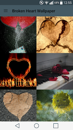 Broken Heart Wallpaper 1.0.3 screenshot 2081412