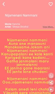 Hit Varun Tej Songs Lyrics - náhled