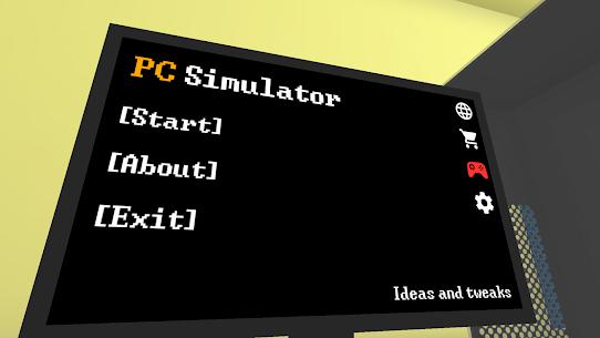 PC Simulator Mod Apk 1