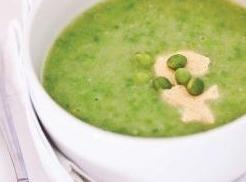 Curried Pea Soup Recipe