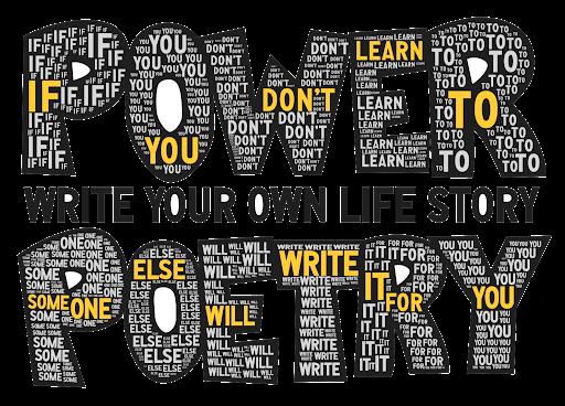 Power Poetry logo