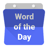 Word of the Day Today