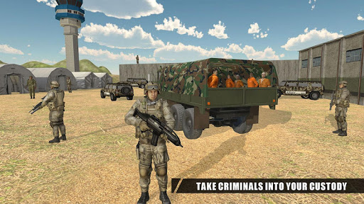 Army Criminals Transport Ship apkdebit screenshots 8
