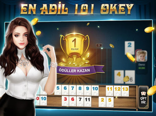 Fun Okey 101 Online for PC