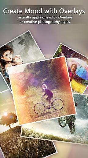 PhotoDirector Photo Editor App screenshot 1