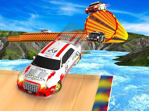 Ramp Car Stunts Racing Games: Car Racing Stunts 3D screenshots 8