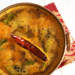 Pineapple Rasam-charu-Indian Soup