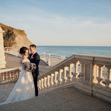 Wedding photographer Oksana Karaush (sand). Photo of 26.12.2017