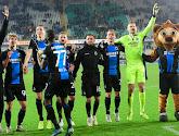 Club de Bruges: Mata et Balanta à une carte d'une suspension