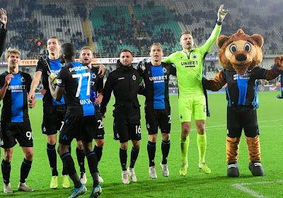 Un défenseur élu 'Joueur de l'année' à Bruges!