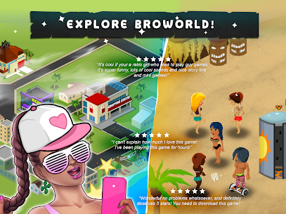 💪 Broworld – A Douchebag Adventure Simulation App Latest Version Download For Android and iPhone 10