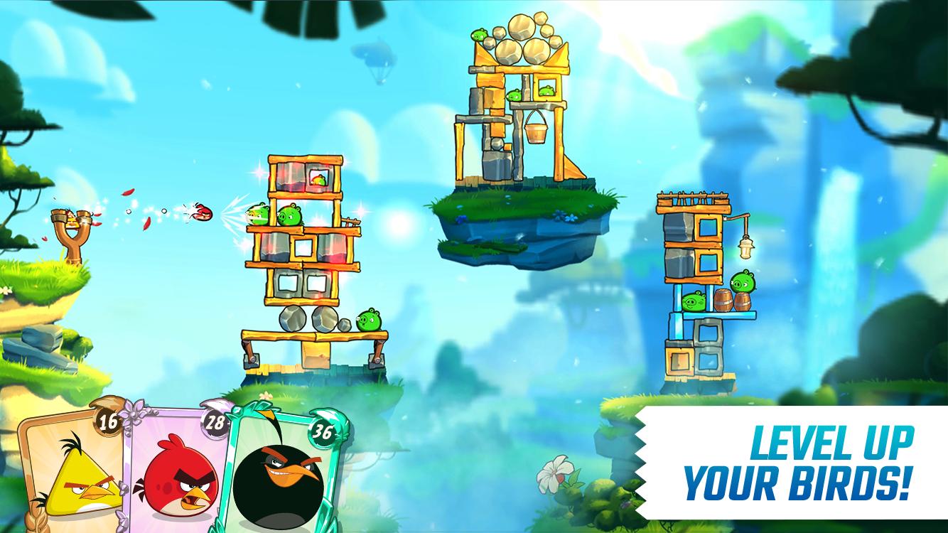 Angry Birds 2 screenshots